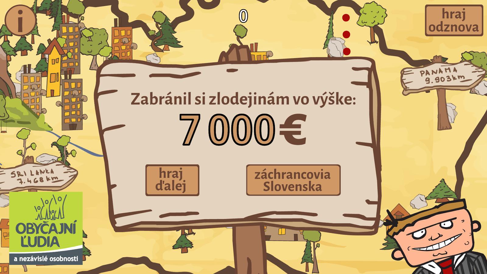 Zachráňme si Slovensko