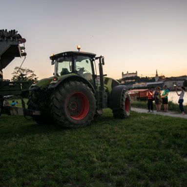Protest Farmári