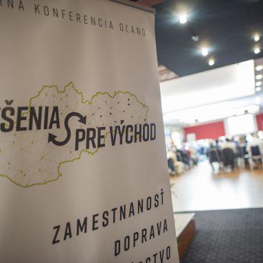 Konferencia Východ 2018