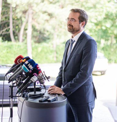 Ďakujeme Marekovi Krajčímu za nasadenie a obetavosť