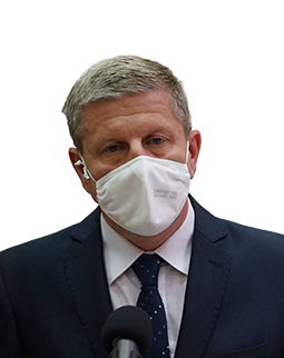 Minister zdravotníctva